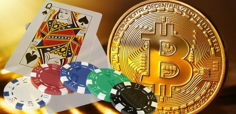 Как начать играть в биткоин казино?