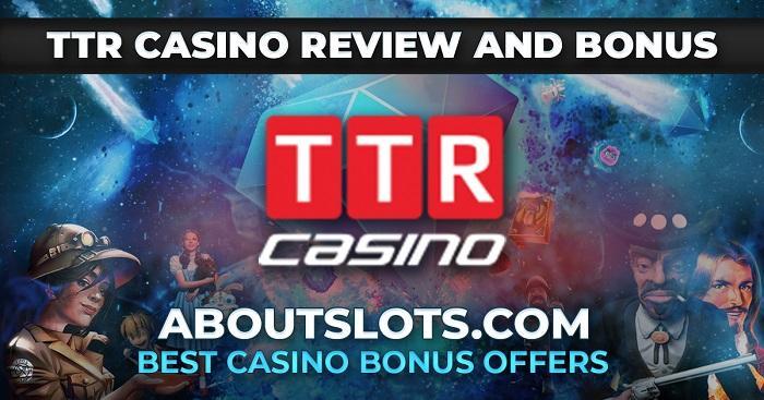 официальный сайт бонус код ттр казино