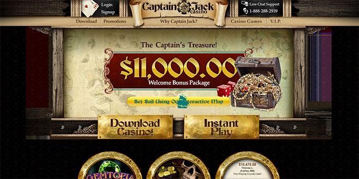 Игровые автоматы капитан джек онлайн