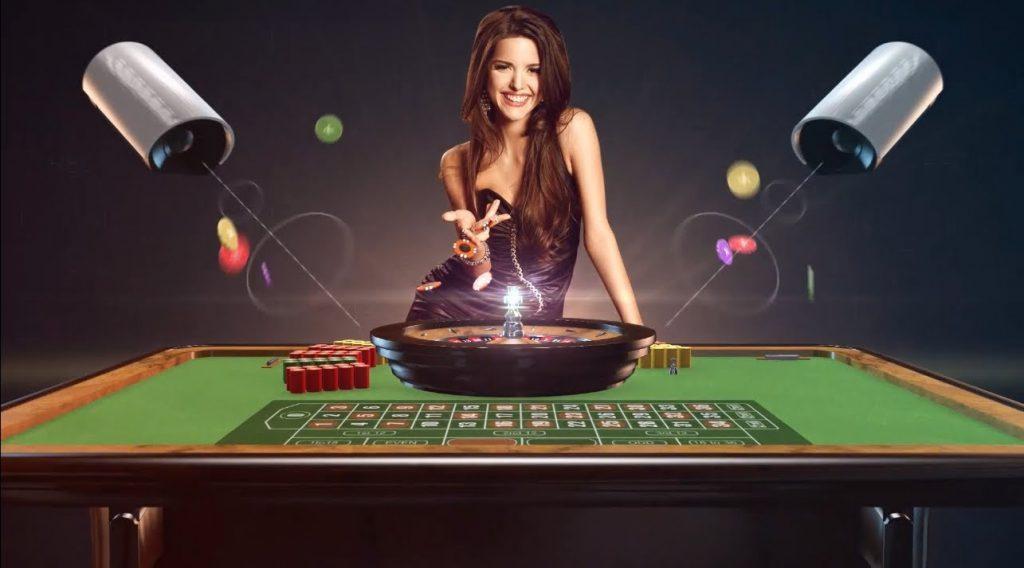 онлайн казино с рулеткой