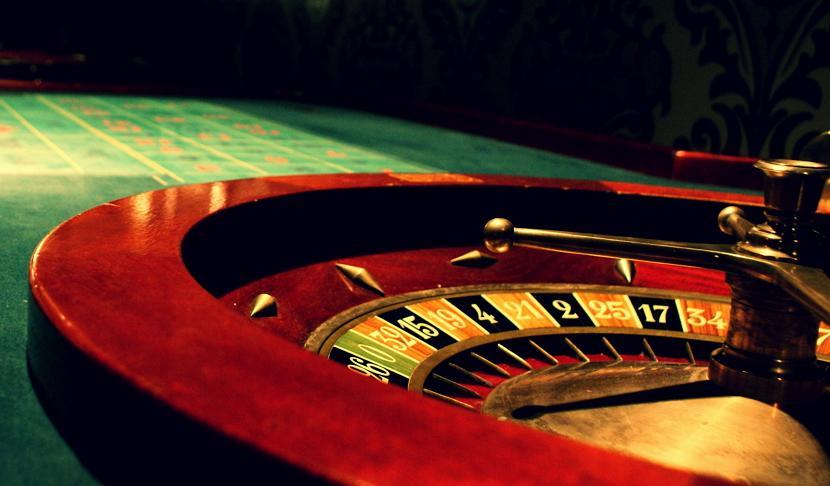 казино с рулеткой