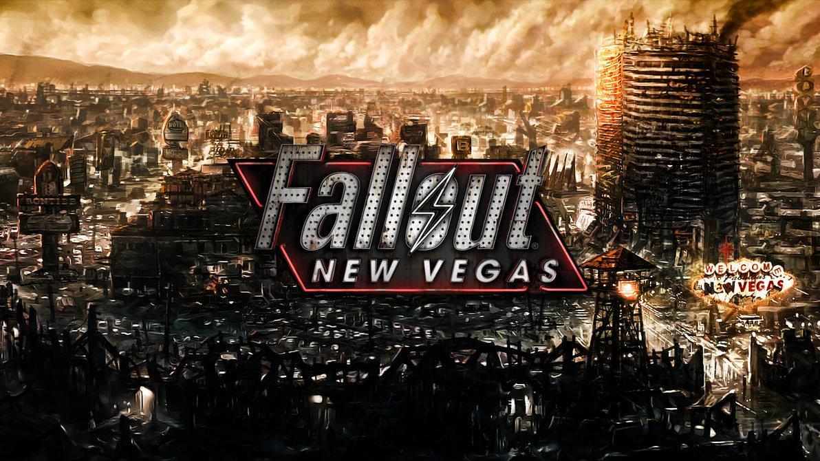 Fallout New Vegas — Не расти трава