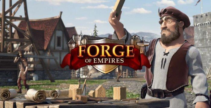 ММО-стратегия Forge of Empires